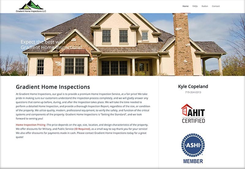 Gradient Home Inspections